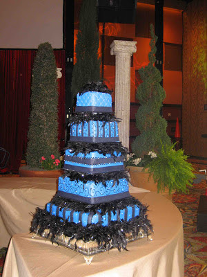pretty quince cakes