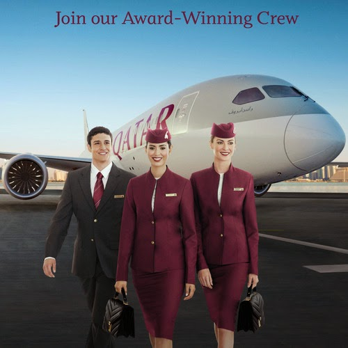 Fly gosh qatar airways cabin crew recruitment walk in interview chiang mai kuala lumpur - Qatar airways paris office ...