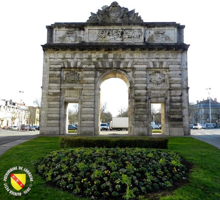NANCY (54) - Porte Désilles