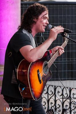 Vincent Cavanagh @ Be Prog! My Friend, Poble Espanyol 11-07-2015
