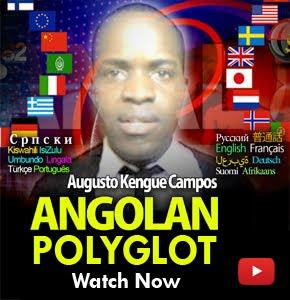 ANGOLAN POLYGLOT
