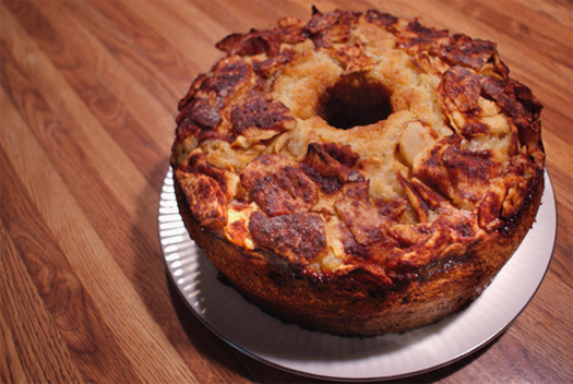 Jewish Apple Cake - recipe over 50 years old!