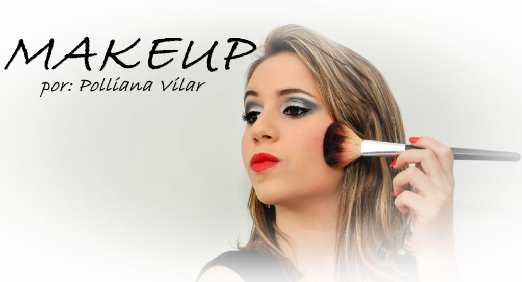 Makeup Polliana Vilar