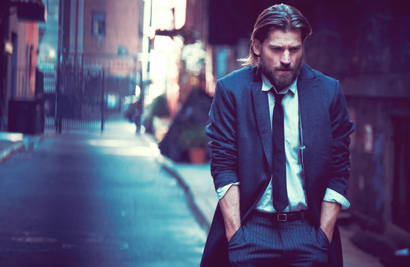 Nikolaj Coster-Waldau for VanityFair