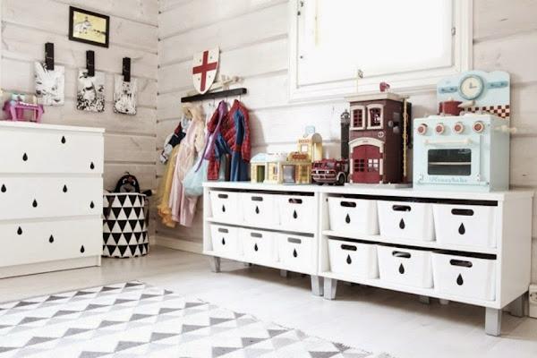 Small low cost habitaciones infantiles decorar tu casa - Habitaciones low cost ...