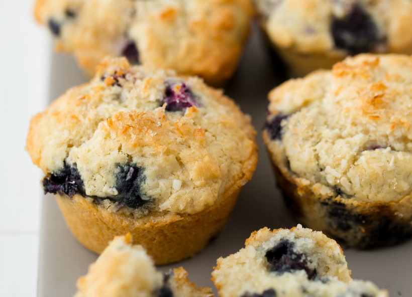 The Best Blueberry Muffins from Healthy Happy Vegan Kitchen