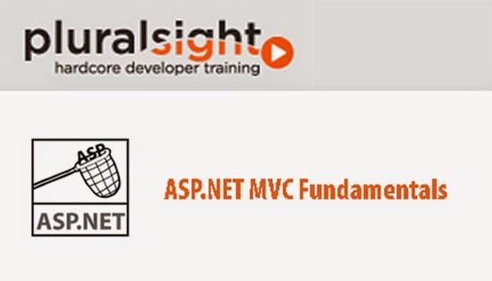 Pluralsight – ASP.NET MVC Fundamentals