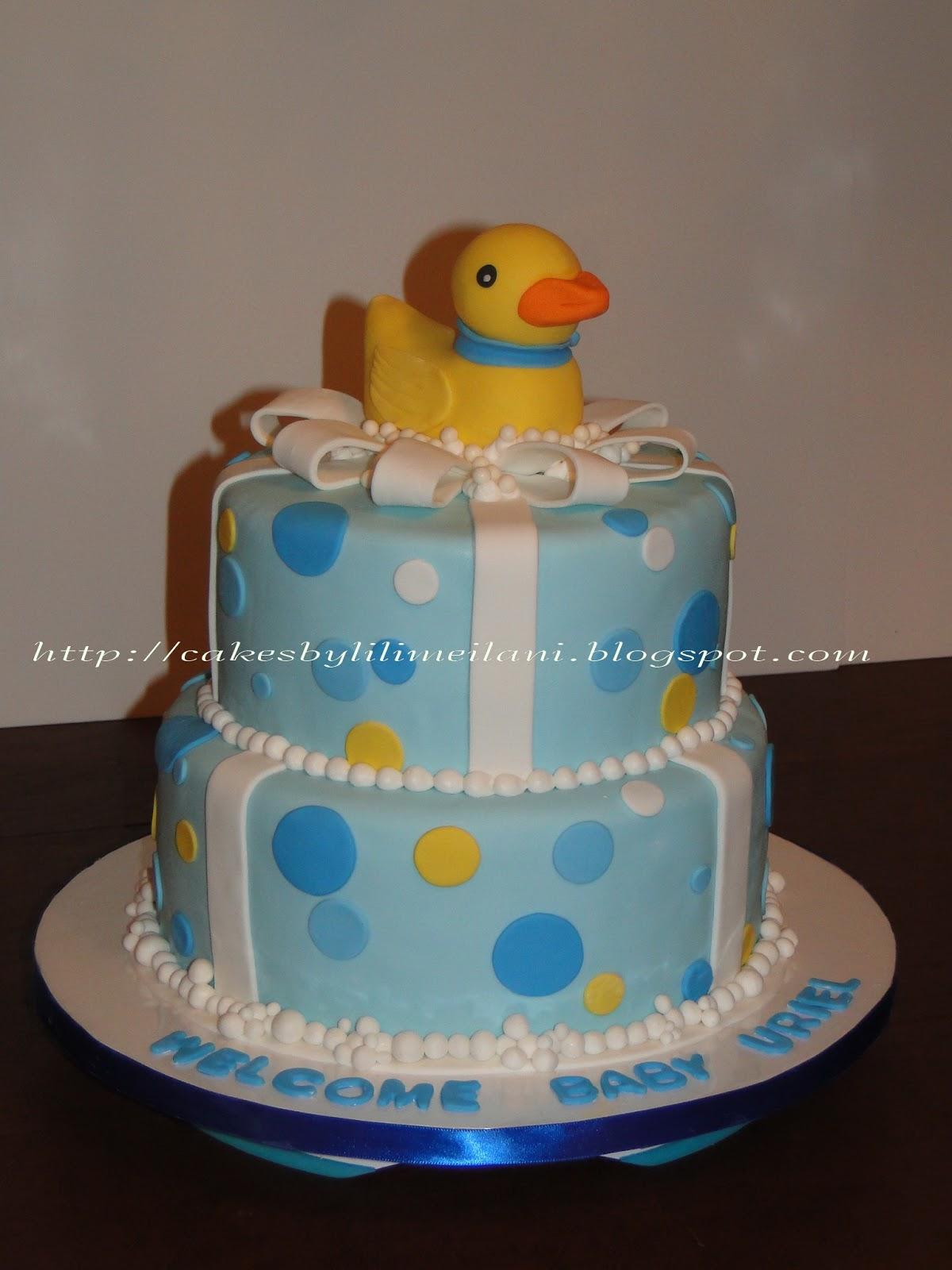 pin rubber ducky themed baby shower cake cake on pinterest