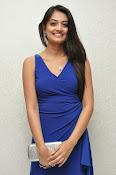 Nikitha Narayan glam pics in blue-thumbnail-1