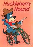 DESENHO DON PIXOTE Huckleberry Hound 1958. DVD Duplo375