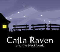 Caila Raven And the black book Solucion
