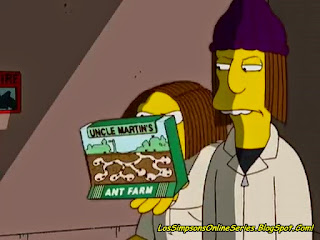 24 minutos,  Bart tiene celular