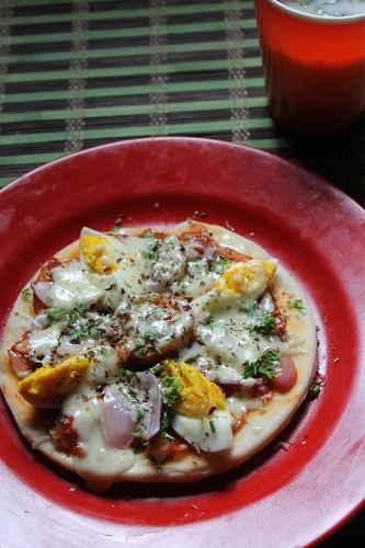 how to make pizza not go soggy in microwave