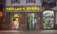 . : livraria/papelaria Adrião, fruto da simbiose entre a mangualdense tradição e inovação : .