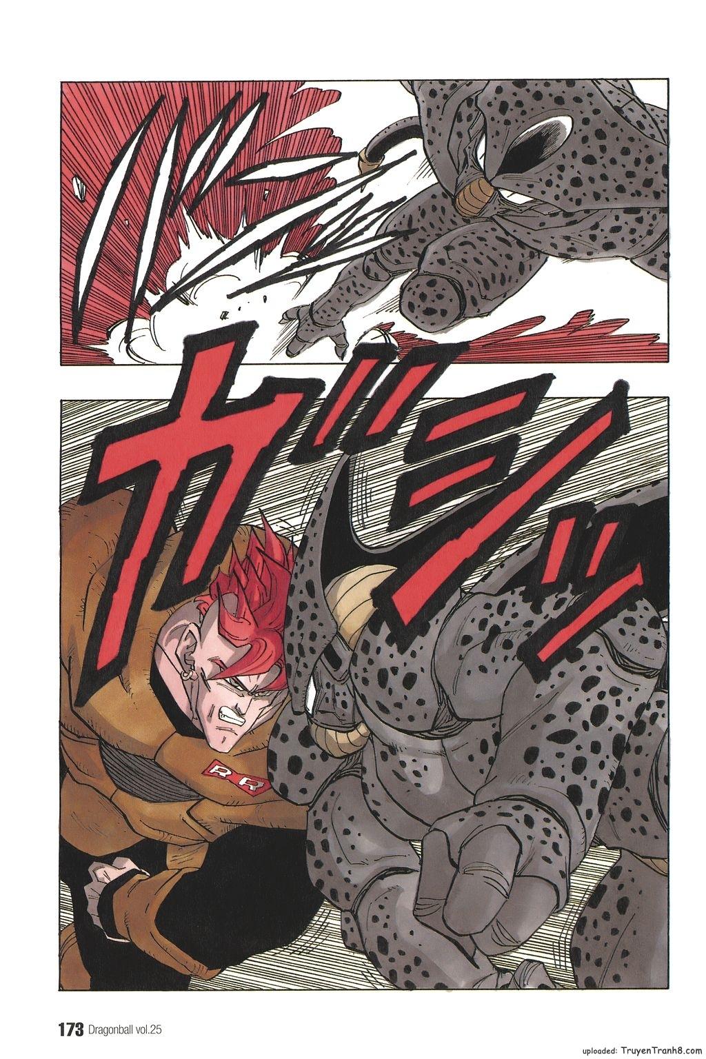 xem truyen moi - Dragon Ball Bản Vip - Bản Đẹp Nguyên Gốc Chap 371
