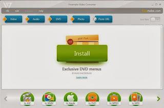 Freemake Video Converter 4 cracked