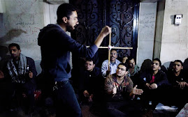 Christians in Libya being rounded up and beaten