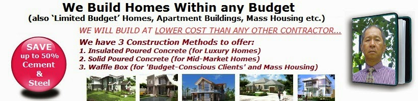 The cost of building a house in the philippines for Cost of building a house in philippines