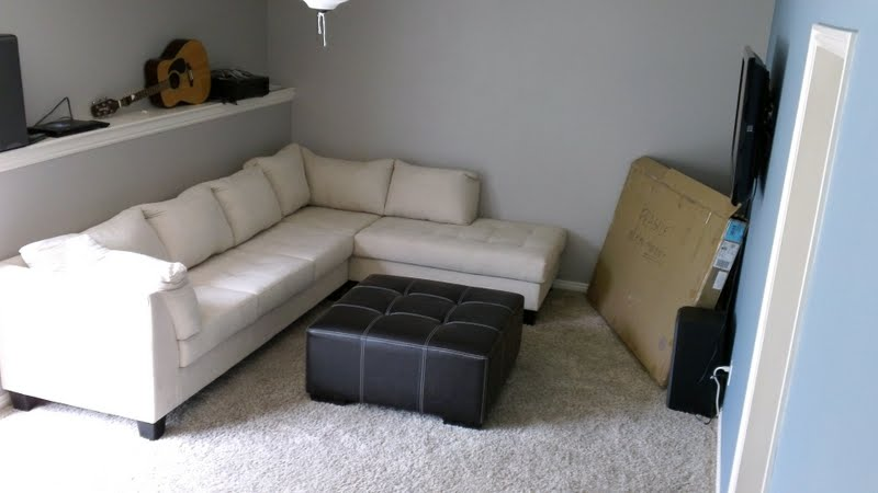Learned That For A Couch To Be Relaxing Us Tall People 6 And 4 We Need Depth Our Really Deep Crate Barrel Replaced Shallow 3