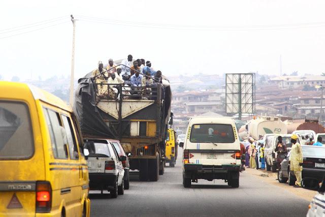 going to Ibadan