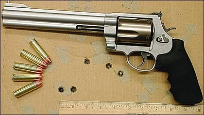 Sİlah D 220 Nyasi Smith Amp Wesson Model 500