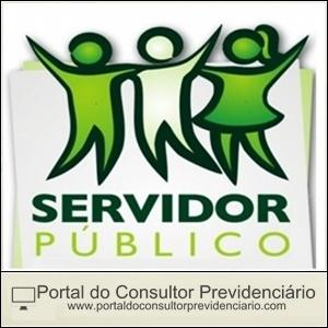 Contribuições à Previdência Social por Servidor Público.