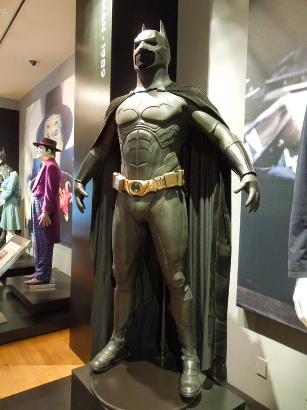 Original Batman Begins Batsuit