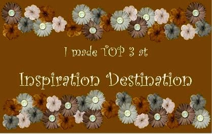 Ho vinto la top three di Ispiration Destination