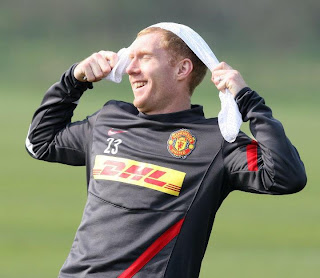 Paul Scholes, Manchester United id