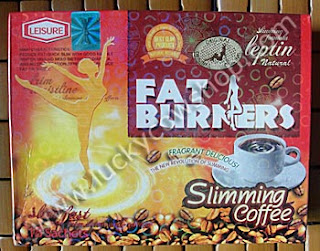 Leisure Fat Burners with Leptin Slimming Coffee