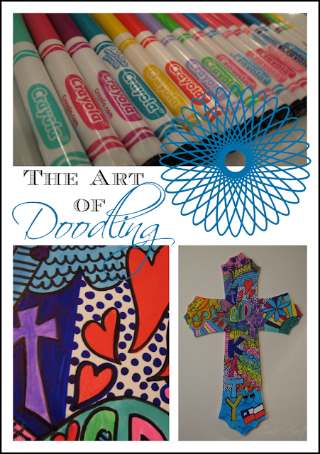 Curb Alert! The Art of Doodling
