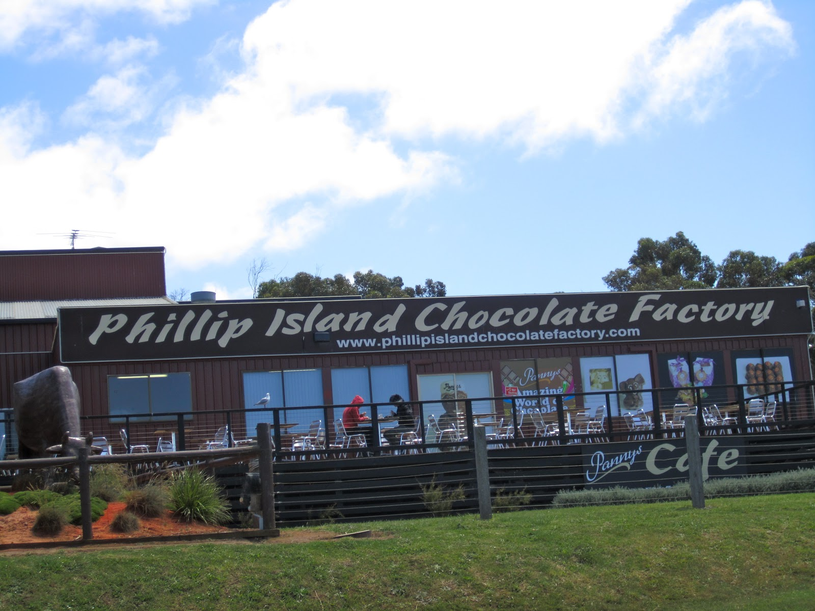 mind the ramp don 39 t stop phillip island chocolate factory. Black Bedroom Furniture Sets. Home Design Ideas