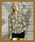 BLUZA RETRO FLOWERS