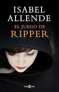 El juego de Ripper - Portada