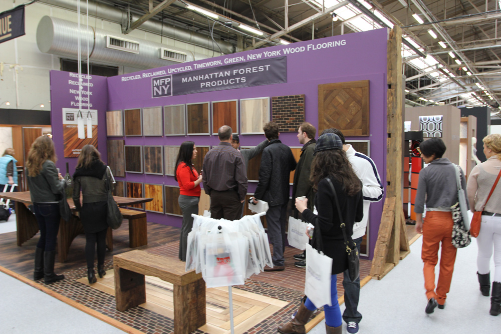 Manhattan forest products inc manhattan forest products for Architectural digest show