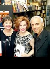 Cindy Williams, Kat Kramer (daughter of famed director Stanley Kramer), and HJP