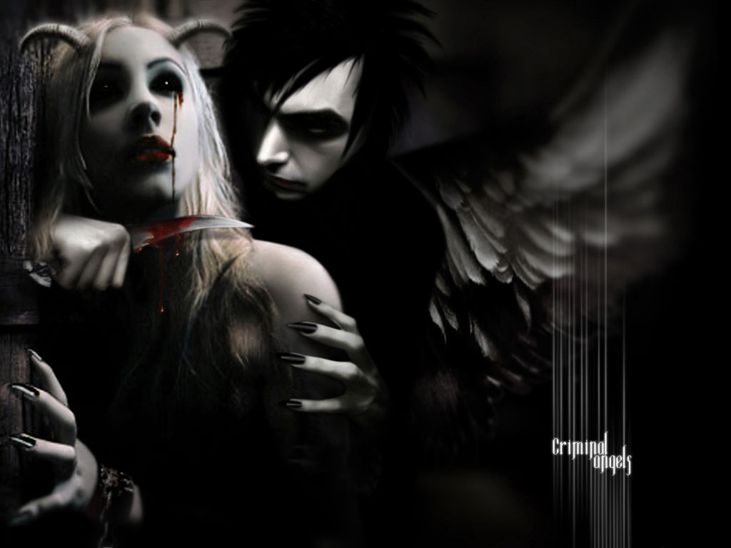 Wallpapers: Angeles Oscuros: Imagenes