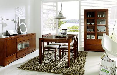 Mesas de comedor por la decoradora experta 5 mesas for Mesas estilo colonial
