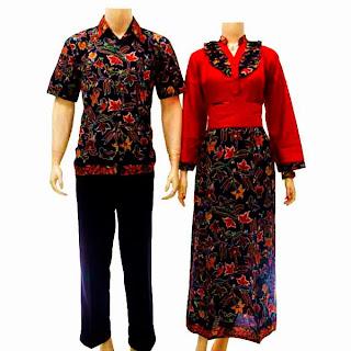 Foto Model Baju Batik Pesta Terbaru