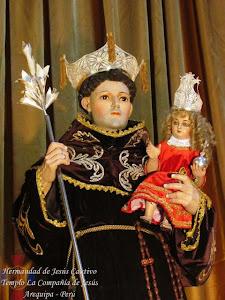 Febrero 15 - Bendita Lengua de San Antonio de Padua - Templo San Francisco