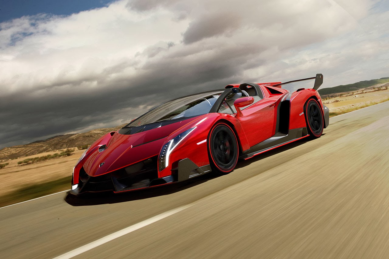 Ordinaire At The 2014 CES Monster® Proudly Presented The Lamborghini Veneno Roadster  As They Created The One Of A Kind Audio System For This Multi Million  Dollar ...
