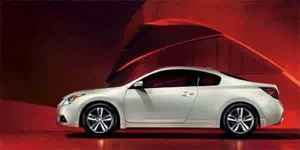 Nissan Altima Coupe 2014 Future Cars