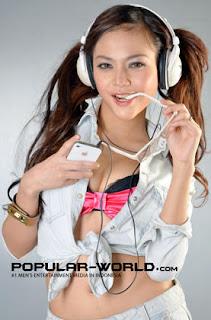 Ananda Gurchiani for Popular World Magazine BFN, October 2012