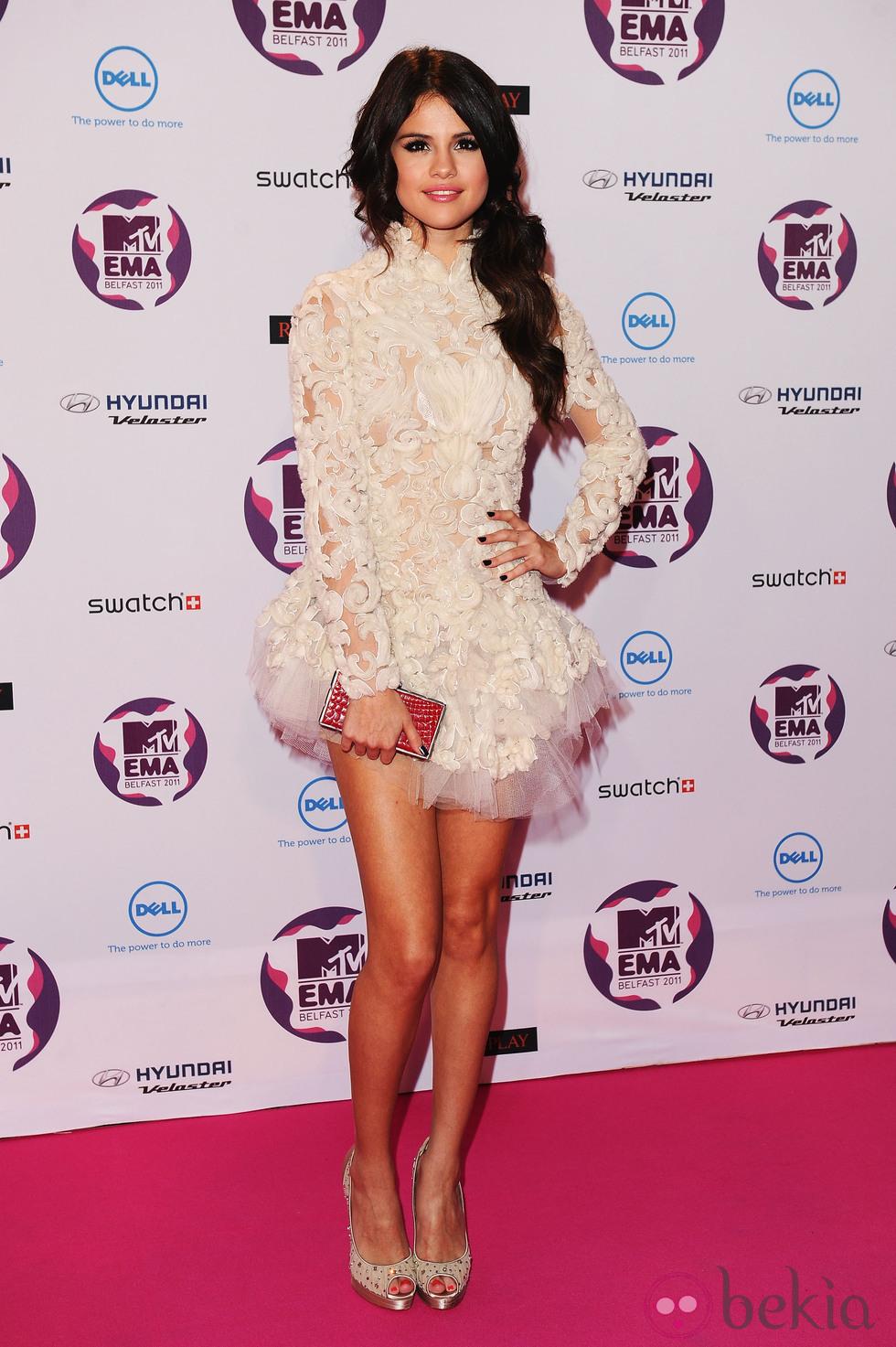 La novia de Justin Bieber, Selena Gómez, podría sufrir algún