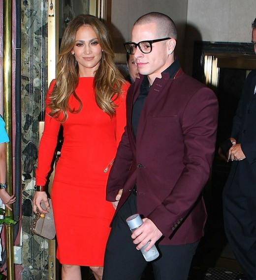 Casper Smart Leads The Way For Jennifer Lopez » Gossip | Casper Smart | Jennifer Lopez