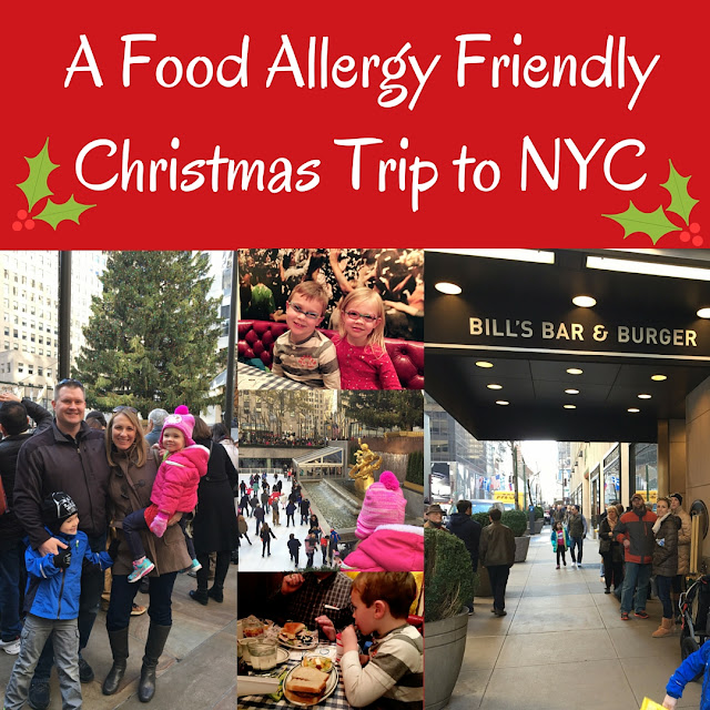 New York Restaurants and Food Allergies