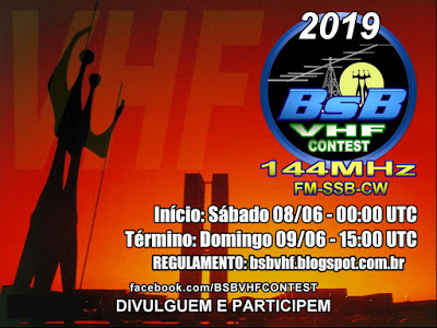 BSB VHF CONTEST 144MHz-2019