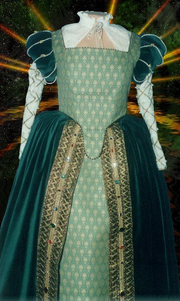 elizabethan era dresses - photo #43
