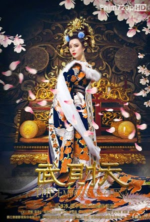 The Empress of China 2014 poster