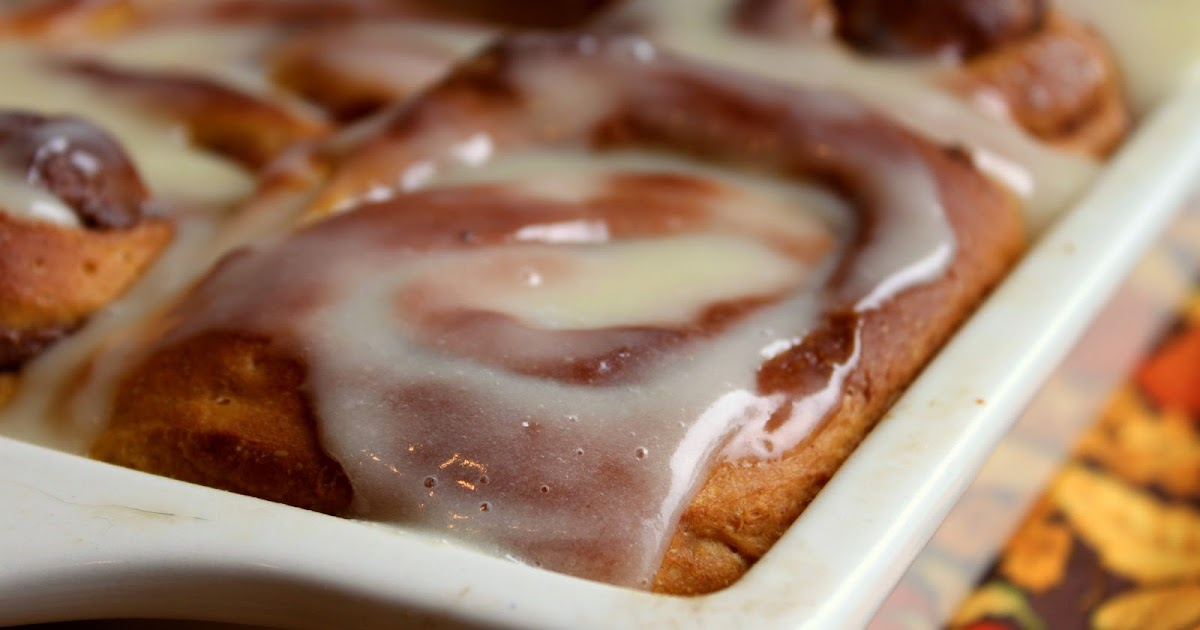 A Feast For The Eyes Sweet Potato Cinnamon Rolls With